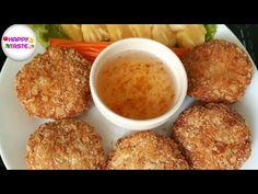 แจกสูตรทอดมันกุ้ง สูตรภัตตาคาร |ทำอาหารง่ายๆ|happytaste - YouTube Thai Cooking, Thai Recipes, Shrimp, French Toast, Muffin, Breakfast, Food, Youtube, Morning Coffee