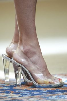 Queen Letizia of Spain, shoes detail, attends the Bicentenary of the Council of the Greatness of Spain at the El Pardo Palace on June 16, 2015 in Madrid, Spain.