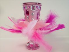 The Red Hat Society: DIY Pink Solo Cup