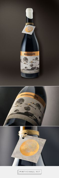 Nummulit - Packaging of the World - Creative Package Design Gallery - http://www.packagingoftheworld.com/2018/02/nummulit.html