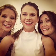 Sutton Foster makes red lipstick shine. Watch Sutton wear the many styles of Liza on the latest episode of YoungerTV on TV Land at http://www.tvland.com/shows/younger.