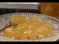 σταφύλι γλυκό του κουταλιού εύκολη συνταγή cuzinagias Grape sweet recipe - YouTube Fruit Jam, Dairy, Food And Drink, Cooking Recipes, Cheese, Youtube, Chef Recipes, Youtubers
