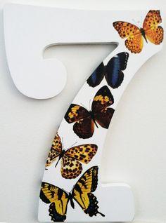 butterfly rubbings, 7gypsies
