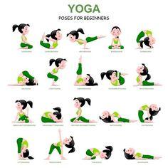 Yoga poses for beginners ✰ Yoga Inspiration✰ #yoga #yogalovers #yogainspiration #tips #stretching #pose #namaste