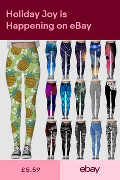 220066fdc Graphic 3D Printed Women Skinny Stretchy Pencil Pants Yoga Gym Leggings  Trousers