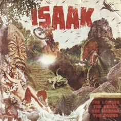 Isaak - Longer the Beard the Harder the Sound