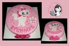 Marie Cat Cake
