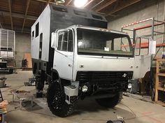 Offroad Rated heavy duty 4x4 6x6 8x8 wheeled chassis trucks, Expedition cross country rated. Used military surplus vehicles for sale