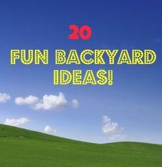 Diy backyard ideas for teens 2572045613 Backyard Water Parks, Backyard For Kids, Backyard Games, Backyard Ideas, Outdoor Crafts, Outdoor Play, Outdoor Activities, Family Activities, Outdoor Ideas