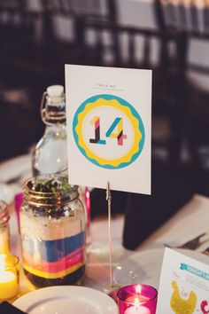 CMYK table numbers. #love these!