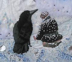 kai and crow detail
