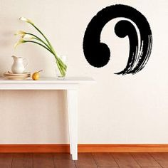 $9.31 TV Background Sticker DIY Home Decoration Wall Decor Art Mural with Simple Pattern