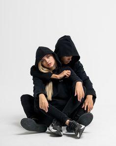 EHE Apparel LIMITED beta edition unisex black Hoodie with oversized hood, kangaroo pocket and embroidered logo. Price Point, Budapest Hungary, Slow Fashion, Black Hoodie, Street Wear, Winter Jackets, Unisex, Hoodies, Create