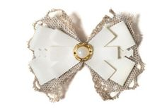 Safety reflector brooch by Soma collection