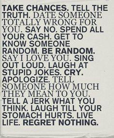 be random