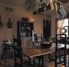 primitive dining room rustic, farmhouse, primitive, cottage