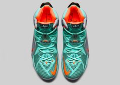 NIKE, Inc. - Nike LEBRON 12: Engineered for Explosiveness