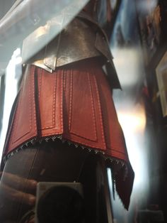 Lady Sif Skirt detail: side view