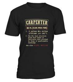 Carpenter Funny Definition