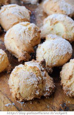 Biscotti abruzzesi rimbizze ricetta veloce vickyart arte in cucina