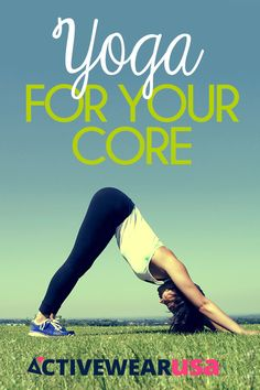 Yoga For Your Core - A few modifications to familiar poses can help you get a stronger, more toned midsection. #yoga #stronger #core