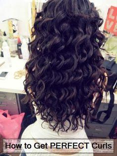 long curly black hair Hair and Beauty Tutorials Love Hair, Great Hair, Gorgeous Hair, Big Hair, Weave Hairstyles, Pretty Hairstyles, Wedding Hairstyles, Hairstyles 2018, Style Hairstyle