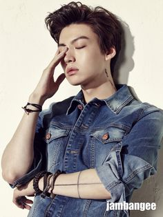 Ahn Jae Hyun - Nylon Magazine March Issue '14