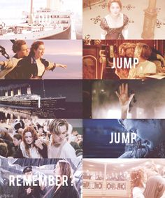 Favourite Movie List → Titanic