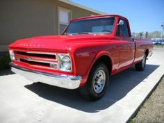 Help locate a #1967 GMC Short-Bed C10 Pickup Truck and earn a reward for your efforts! It's easy...find the truck for sale, grab a picture, post it as a Find, describe the truck's condition and list the seller's price. If your truck is a match, you'll earn a bounty reward! Rewards can easily be cashed out through PayPal. #GMC #Truck www.fyndit.com