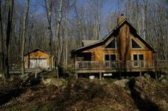 """Fern Run Cabin""   Outdoorsman's Dream. Miles of ATV roads & trails at nearby Snaggy Mountain State Forest. NO RIDING of ATV's inside of the community gate! Thousands of acres of hunting available in adjacent Garrett State Forest. Nice Privacy with distant neighbors. Community access to Rock Cliffs offering climbing and exploration opportunities. Nearby Yough River offers rafting, kayaking & fishing."