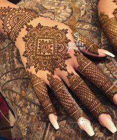 Easy Mehndi Designs, Latest Mehndi Designs, Bridal Mehndi Designs, Henna Tattoo Designs Simple, Henna Art Designs, Mehndi Designs For Beginners, Mehndi Designs For Fingers, Dulhan Mehndi Designs, Mehndi Simple