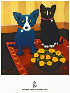 Dogs Love Illustration Artists 56 Ideas For 2019 Love Illustration, Illustration Artists, Blue Dog Painting, Blue Dog Art, Dog Tumblr, Dog Runs, Blue Cats, Dog Paintings, Dog Quotes