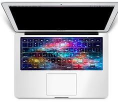 macbook decal macbook keyboard cover macbook keyboard stickers macbook air keyboard decal stickers macbook pro keyboard decal apple decal by MixedDecal on Etsy