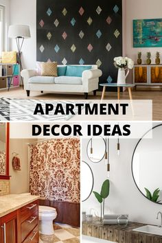 11 Best Apartment Decor Ideas You Need In Your Life | Do you ever feel overwhelmed when deciding how to decorate your apartment? What to put where and how to maximize the space if your apartment is small. Today, I have a list of trendy apartment decor ideas from how to fill wall space, how to decorate your home and more! Here is share with you all of the best apartment decor ideas you need in your life when decorating your apartment. Cool Apartments, Decor Ideas, Life, Home Decor, Decoration Home, Room Decor, Home Interior Design, Home Decoration, Interior Design