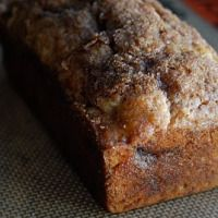 Cinnamon Swirl Banana Bread - I've made this several times & it's the best banana bread ever! from Lovin' From The Oven