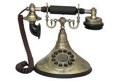 Antique Cradle Phone