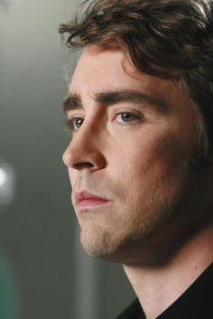 Lee Pace as Ned the Pie Maker on Pushing Daisies.