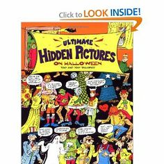 Hidden Pictures: On Halloween (Ultimate Hidden Pictures) by Tony Tallarico. Save 10 Off!. $3.59. Publisher: Price Stern Sloan (August 25, 2003). Series - Ultimate Hidden Pictures