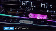 Crutchfield Vdeo - Kenwood KDC-358U display and controls