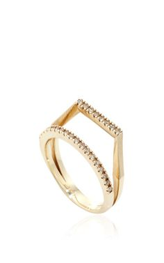 Hirotaka Double Square Ring
