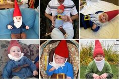 Baby gnomes=awesome.  4 gnomes for Halloween?