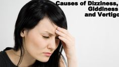 There are many reasons for dizziness to come. In most of the cases, this is moderate, acute and non-dangerous. This symptom occurs due to medicines, contagiousness and due to stress as well. In reality, dizziness contains lots of emotional factors in it.