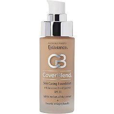 80%+ ~ Exuviance Skin Caring Foundation SPF 20 SHADE Neutral Beige ($38 Retail)