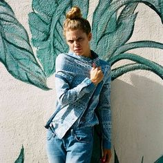 AnnaLynne McCord wears James Jeans for Shera Magazine - Steal her style: http://jamesjeans.us/