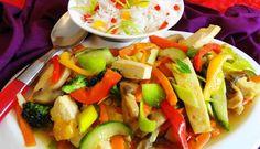 Surinaams eten – Chop Soy Vegetarian (gezond, slank en lekker vegetarisch gerecht)