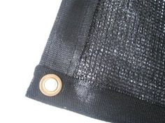 EasyShade 90% Black Shade Cloth Square Taped UV 12 ft x 14 ft by EasyShade. $61.99. Edge Type: all 4 sides taped by double stitched with one brass grommet per 2 feet Interval. Color: Black. Shading Rate : 90%. Material: High Density Polyethylene. UV Stabilize: 100%. With our EasyShade Knitted Shade Cloth you get it all!  The professionals on our sewing production team can customize panels for you in most shade percentage. We use #3 genuine brass grommets and 2in reinforcemen...