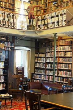 Whether you are a dedicated bibliophile, or never open a book, the only English speaking library in Quebec City is a destination that needs to be on your Quebec City itinerary