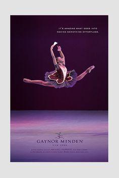 Michaela's Kitri Poster   Gaynor Minden