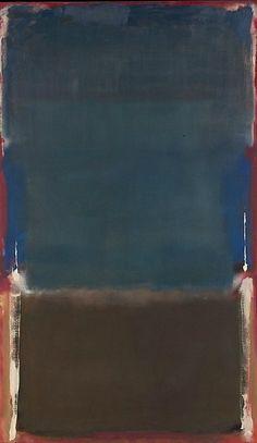 Mark Rothko, Untitled (1949)