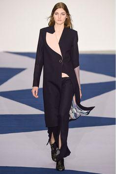 Eudon Choi Autumn/Winter 2016-17 Ready-To-Wear